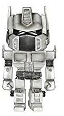 Funko Hikari Transformers: Gray Skull Optimus Prime Vinyl Figure - LE 1000pcs