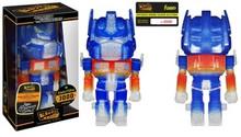 Funko Hikari Transformers: Clear Glitter Optimus Prime Vinyl Figure - LE 3000 pcs - Hikari Blowout