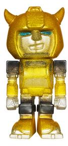 Funko Hikari Transformers: Clear Glitter Bumblebee Vinyl Figure - LE 3000pcs