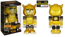 Funko Hikari Transformers: Clear Glitter Bumblebee Vinyl Figure - LE 3000pcs - Closeout