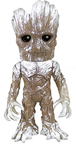 2015 SDCC Funko Hikari Marvel: Frosted Groot 10 Inch Exclusive Vinyl Figure - LE 1000pcs
