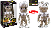 2015 SDCC Funko Hikari Marvel: Frosted Groot 10 Inch Exclusive Vinyl Figure - LE 1000pcs - Funko Closeout