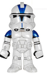 2015 SDCC Funko Hikari Star Wars: 501st Clone Trooper Exclusive Vinyl Figure - LE 1500pcs