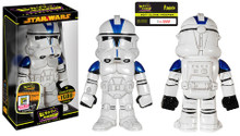 2015 SDCC Funko Hikari Star Wars: 501st Clone Trooper Exclusive Vinyl Figure - LE 1500pcs - Warehouse Blowout