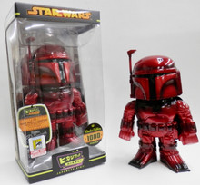 2015 SDCC Funko Hikari Star Wars: Infrared Boba Fett Vinyl Figure - LE 1000pcs - Warehouse Blowout
