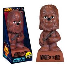 Funko Wisecracks Star Wars: Chewbacca Bobblehead Figure - Clearance