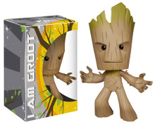 Funko Super Deluxe Marvel Guardians Of The Galaxy: Groot 12 Inch Vinyl Figure - Clearance