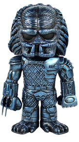 Funko Hikari Movies: Laser Blue Unmasked Predator Gemini Collectibles Exclusive Vinyl Figure - LE 500pcs