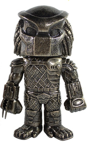 Funko Hikari Movies: Metallic Predator Gemini Collectibles Exclusive Vinyl Figure - LE 500pcs