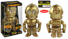 FUNKO HIKARI SOFUBI STAR WARS: RUSTY C-3PO VINYL FIGURE GEMINI COLLECTIBLES EXCLUSIVE LE 500