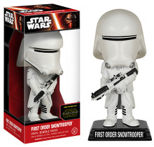 Funko Star Wars Episode VII - The Force Awakens: First Order Snowtrooper Vinyl Bobblehead - Clearance