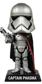 Funko Star Wars Episode VII - The Force Awakens: Captain Phasma Vinyl Bobblehead