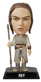 Funko Star Wars Episode VII - The Force Awakens: Rey Vinyl Bobblehead