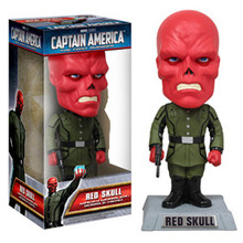 Funko Marvel Captain America: Red Skull Wacky Wobbler Bobblehead - Warehouse Blowout