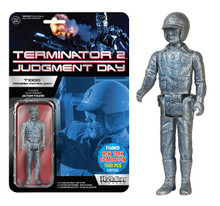 2015 NYCC Funko ReAction Movies Terminator 2: Frozen Patrolman Action Figure - Funko Closeout