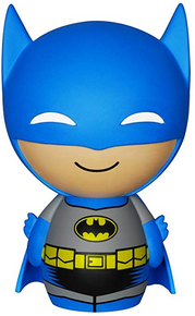 Funko Dorbz DC Comics: Blue Suit Batman Vinyl Figure