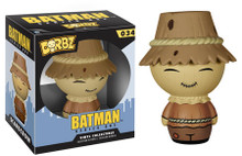 Funko Dorbz DC Comics: Scarecrow Vinyl Figure - Warehouse Blowout