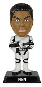 Funko Star Wars Episode VII - The Force Awakens: Stormtrooper Finn Vinyl Bobblehead