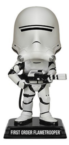 Funko Star Wars Episode VII - The Force Awakens: First Order Flametrooper Vinyl Bobblehead