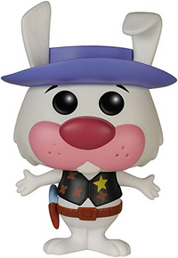 Funko POP! Animation Hanna Barbera: Ricochet Rabbit Vinyl Figure