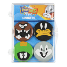 The Coop™ Looney Tunes: 4pc Magnet Set