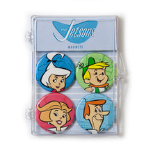 The Coop™ Hanna Barbera: The Jetsons 4pc Magnet Set