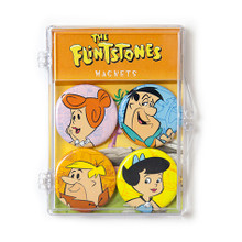 The Coop™ Hanna Barbera: The Flintstones 4pc Magnet Set