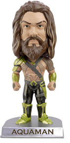 Funko DC Comics Batman vs. Superman: Aquaman Wacky Wobbler Bobblehead