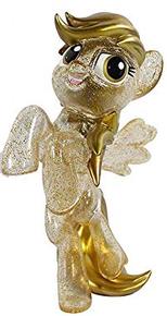 Funko Hikari My Little Pony: Gold Dust Rainbow Dash Vinyl Figure - LE 1000pcs