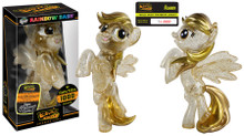 Funko Hikari My Little Pony: Gold Dust Rainbow Dash Vinyl Figure - LE 1000pcs - Clearance