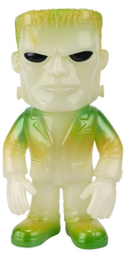 Funko Hikari Universal Monsters: Green Glow In The Dark Frankenstein Gemini Collectibles Exclusive Vinyl Figure - LE 300pcs