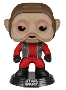 Funko POP! Star Wars Episode VII - The Force Awakens: Nien Nunb Vinyl Figure - Clearance