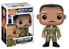 Funko POP! Movies Independence Day: Steve Hiller Vinyl Figure - Funko Closeout