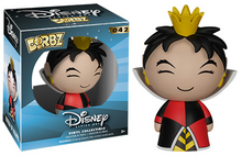 Funko Dorbz Disney Alice In Wonderland: Queen Of Hearts Vinyl Figure - Clearance