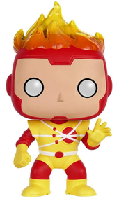 Funko POP! DC Comics Super Heroes: Firestorm Vinyl Figure - Clearance