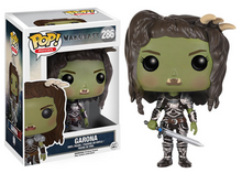 Funko POP! Movies Warcraft: Garona Vinyl Figure - Clearance