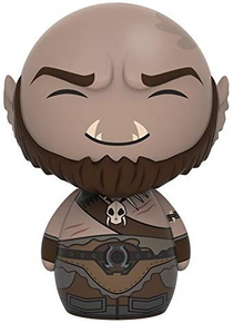 Funko Dorbz Movies Warcraft: Orgrim Vinyl Figure