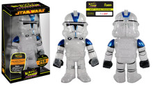 Funko Hikari Star Wars: Clear Glitter 501st Clone Trooper Vinyl Figure - LE 250 pcs - Hikari  Blowout