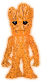 Funko Hikari Marvel: Fire Glow Groot Gemini Collectibles Exclusive 10 Inch Vinyl Figure - LE 300pcs