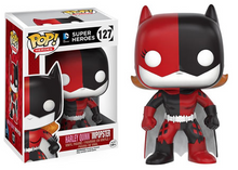 Funko POP! DC Comics Super Heroes: Harley Quinn / Batgirl Impopster Vinyl Figure - Warehouse Blowout