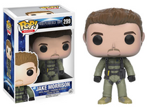 Funko POP! Movies Independence Day - Resurgence: Jake Morrison Vinyl Figure