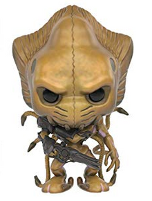 Funko POP! Movies Independence Day - Resurgence: Alien Warrior Vinyl Figure