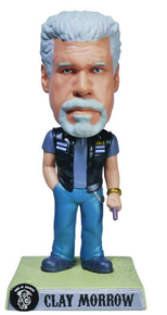 Funko Television Sons Of Anarchy: Clay Morrow Wacky Wobbler Bobblehead