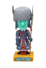 Funko Movies The Wizard Of Oz: Winkie Guard Wacky Wobbler Bobblehead - Damaged Box / Paint Flaw