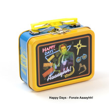 The Coop™ Teeny Tins Retro TV Happy Days: Fonzie 'Aaaayhh!' Collectible Tin