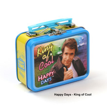 The Coop™ Teeny Tins Retro TV Happy Days: King Of Cool Collectible Tin