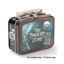 The Coop™ Teeny Tins Retro TV The Twilight Zone: TV Show Logo Collectible Tin