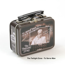 The Coop™ Teeny Tins The Twilight Zone: To Serve Man Collectible Tin - Only 2 Available