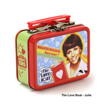 The Coop™ Teeny Tins Retro TV The Love Boat: Julie Collectible Tin
