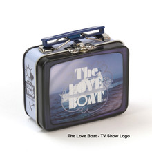 The Coop™ Teeny Tins Retro TV The Love Boat: TV Show Logo Collectible Tin